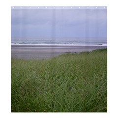 Pacific Ocean  Shower Curtain 66  x 72  (Large)