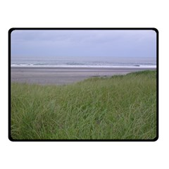 Pacific Ocean  Fleece Blanket (Small)