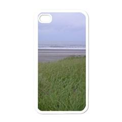 Pacific Ocean  Apple iPhone 4 Case (White)