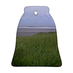 Pacific Ocean  Bell Ornament (Two Sides)