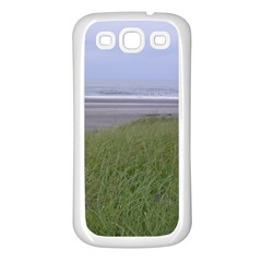 Pacific Ocean  Samsung Galaxy S3 Back Case (White)