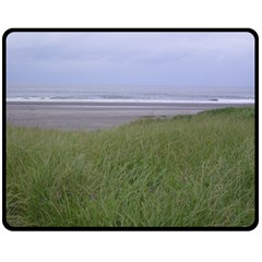 Pacific Ocean  Double Sided Fleece Blanket (Medium)