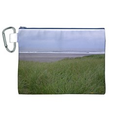 Pacific Ocean  Canvas Cosmetic Bag (XL)