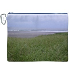 Pacific Ocean  Canvas Cosmetic Bag (XXXL)