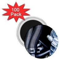 Motorcycle Details 1 75  Magnets (100 Pack)