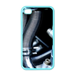 Motorcycle Details Apple Iphone 4 Case (color)