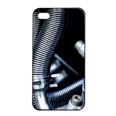 Motorcycle Details Apple Iphone 4/4s Seamless Case (black)