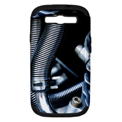 Motorcycle Details Samsung Galaxy S Iii Hardshell Case (pc+silicone)