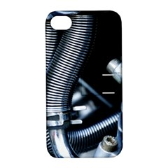 Motorcycle Details Apple iPhone 4/4S Hardshell Case with Stand