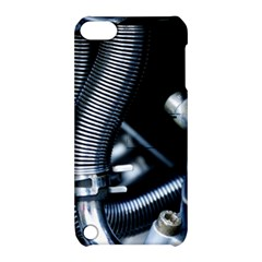 Motorcycle Details Apple iPod Touch 5 Hardshell Case with Stand