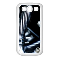 Motorcycle Details Samsung Galaxy S3 Back Case (white)