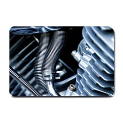 Motorcycle Details Small Doormat