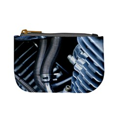 Motorcycle Details Mini Coin Purses