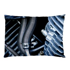 Motorcycle Details Pillow Case (Two Sides)