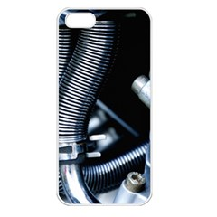 Motorcycle Details Apple Iphone 5 Seamless Case (white)