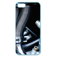 Motorcycle Details Apple Seamless iPhone 5 Case (Color)
