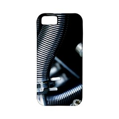Motorcycle Details Apple iPhone 5 Classic Hardshell Case (PC+Silicone)