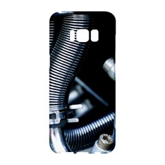 Motorcycle Details Samsung Galaxy S8 Hardshell Case