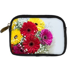 Flowers Gerbera Floral Spring Digital Camera Cases