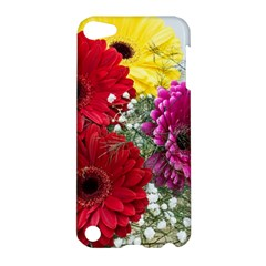 Flowers Gerbera Floral Spring Apple iPod Touch 5 Hardshell Case