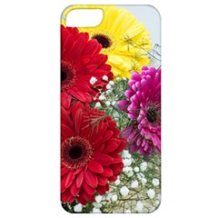 Flowers Gerbera Floral Spring Apple Iphone 5 Classic Hardshell Case
