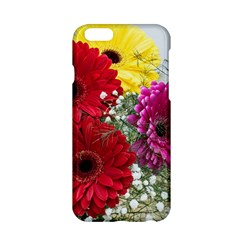 Flowers Gerbera Floral Spring Apple iPhone 6/6S Hardshell Case