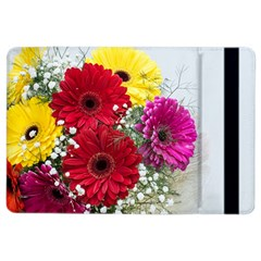 Flowers Gerbera Floral Spring Ipad Air 2 Flip