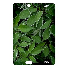 Texture Leaves Light Sun Green Amazon Kindle Fire HD (2013) Hardshell Case