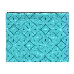 Pattern Background Texture Cosmetic Bag (XL)