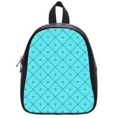 Pattern Background Texture School Bags (Small)