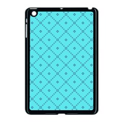 Pattern Background Texture Apple iPad Mini Case (Black)