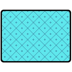 Pattern Background Texture Double Sided Fleece Blanket (large)