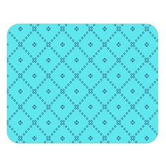 Pattern Background Texture Double Sided Flano Blanket (large)
