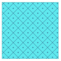 Pattern Background Texture Large Satin Scarf (square)