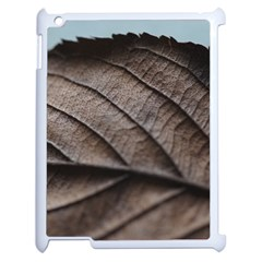 Leaf Veins Nerves Macro Closeup Apple iPad 2 Case (White)