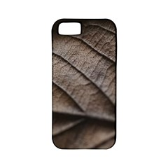 Leaf Veins Nerves Macro Closeup Apple iPhone 5 Classic Hardshell Case (PC+Silicone)