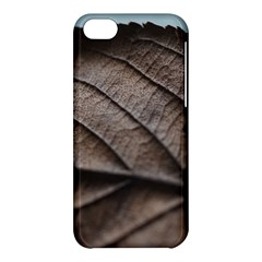 Leaf Veins Nerves Macro Closeup Apple Iphone 5c Hardshell Case