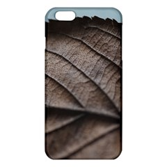 Leaf Veins Nerves Macro Closeup iPhone 6 Plus/6S Plus TPU Case