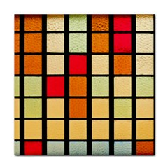Mozaico Colors Glass Church Color Tile Coasters