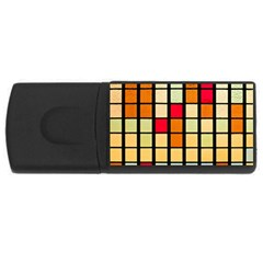 Mozaico Colors Glass Church Color USB Flash Drive Rectangular (2 GB)