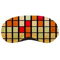 Mozaico Colors Glass Church Color Sleeping Masks