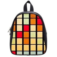 Mozaico Colors Glass Church Color School Bags (Small)