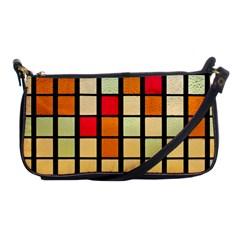 Mozaico Colors Glass Church Color Shoulder Clutch Bags