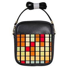 Mozaico Colors Glass Church Color Girls Sling Bags