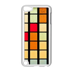 Mozaico Colors Glass Church Color Apple iPod Touch 5 Case (White)