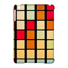 Mozaico Colors Glass Church Color Apple iPad Mini Hardshell Case (Compatible with Smart Cover)