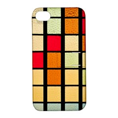 Mozaico Colors Glass Church Color Apple Iphone 4/4s Hardshell Case With Stand