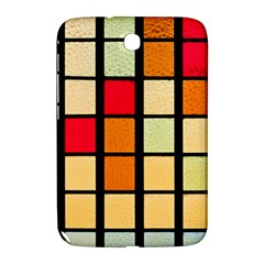 Mozaico Colors Glass Church Color Samsung Galaxy Note 8 0 N5100 Hardshell Case