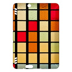 Mozaico Colors Glass Church Color Kindle Fire Hdx Hardshell Case