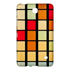 Mozaico Colors Glass Church Color Samsung Galaxy Tab 4 (7 ) Hardshell Case
